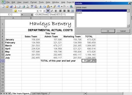 Excel SUM Function/Formula. Add Numbers, or a Range of Cells With ...